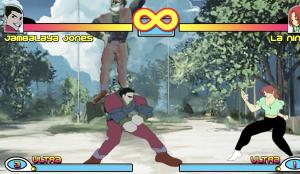 Séquence de combat - Jeux vidéo